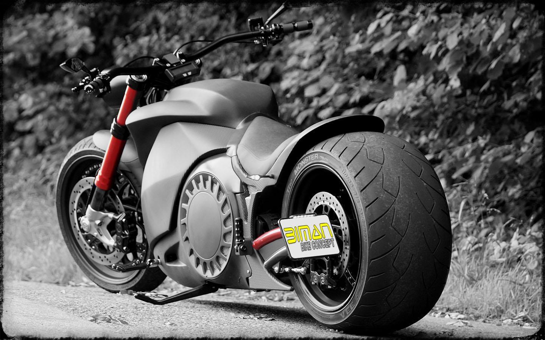 Yamaha Electric Motorcycle